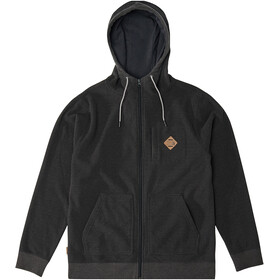 Hippy Tree Salida Hoody Men, heather charcoal